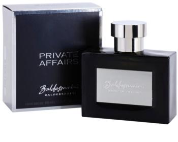 Baldessarini Private Affairs woda toaletowa dla mężczyzn 90 ml