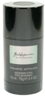 Baldessarini Private Affairs deostick pentru barbati 75 ml