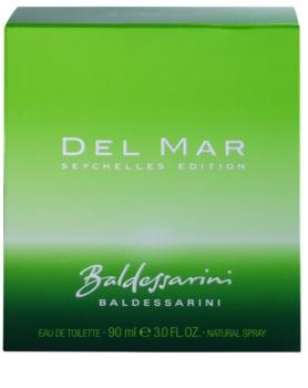 Baldessarini Del Mar Seychelles Edition eau de toilette pentru barbati 90 ml
