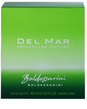 Baldessarini Del Mar Seychelles Edition woda toaletowa dla mężczyzn 90 ml