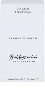 Baldessarini Secret Mission Eau de Toilette for Men 90 ml