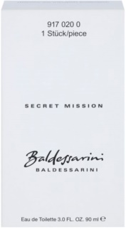 Baldessarini Secret Mission toaletní voda pro muže 90 ml