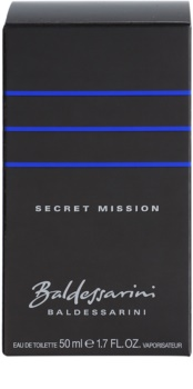 Baldessarini Secret Mission Eau de Toilette Herren 50 ml