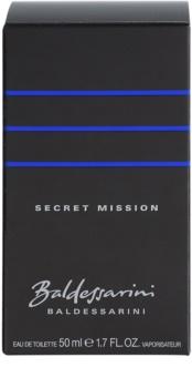 Baldessarini Secret Mission toaletní voda pro muže 50 ml