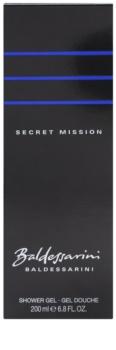 Baldessarini Secret Mission гель для душу для чоловіків 200 мл