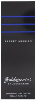 Baldessarini Secret Mission Douchegel voor Mannen 200 ml
