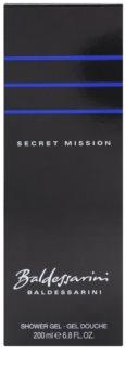Baldessarini Secret Mission sprchový gél pre mužov 200 ml