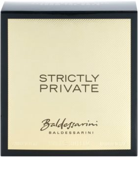 Baldessarini Strictly Private Eau de Toilette für Herren 90 ml