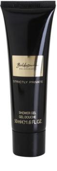Baldessarini Strictly Private sprchový gél tester pre mužov 50 ml