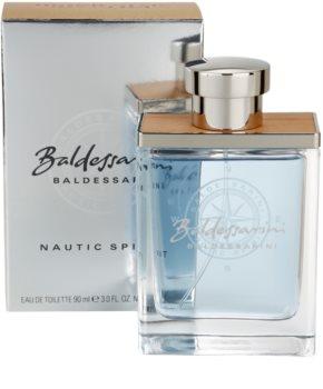 Baldessarini Nautic Spirit Eau de Toilette für Herren 90 ml