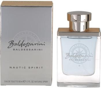 Baldessarini Nautic Spirit Eau de Toilette for Men 50 ml