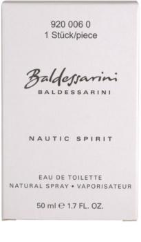 Baldessarini Nautic Spirit eau de toilette pour homme 50 ml