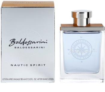 Baldessarini Nautic Spirit after shave para homens 90 ml