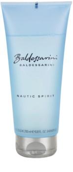 Baldessarini Nautic Spirit gel douche pour homme 200 ml