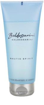 Baldessarini Nautic Spirit Shower Gel for Men 200 ml