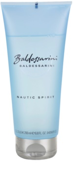 Baldessarini Nautic Spirit Shower Gel for Men 200 ml