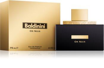 Baldinini Or Noir eau de parfum pour femme 75 ml
