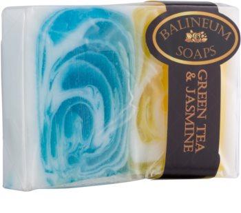 Balineum Green Tea & Jasmine ručně vyráběné mýdlo