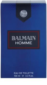 Balmain Homme eau de toilette férfiaknak 100 ml