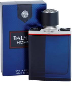 Balmain Balmain Homme eau de toilette pentru barbati 100 ml