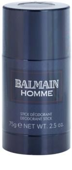 Balmain Balmain Homme desodorizante em stick para homens 75 g