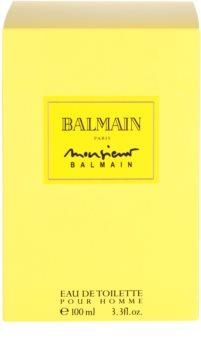 Balmain Monsieur eau de toilette para hombre 100 ml