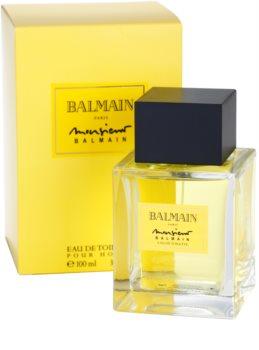 Balmain Monsieur Balmain woda toaletowa dla mężczyzn 100 ml