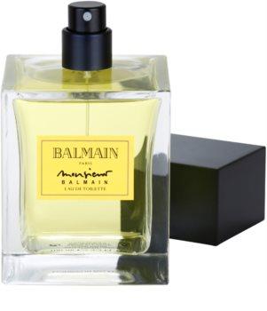 Balmain Monsieur Balmain Eau de Toilette for Men 100 ml