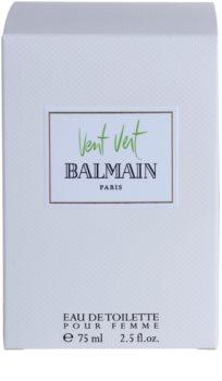 Balmain Vent Vert Eau de Toilette voor Vrouwen  75 ml