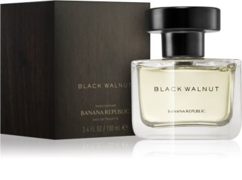 Banana Republic Black Walnut Eau de Toilette for Men 100 ml
