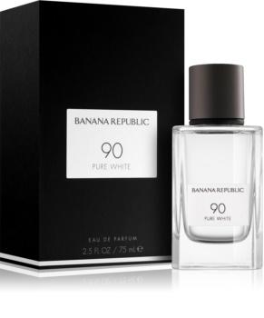 Banana Republic Icon Collection 90 Pure White eau de parfum unisex 75 ml