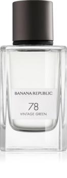 Banana Republic Icon Collection 78 Vintage Green eau de parfum mixte