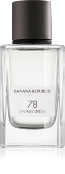 Banana Republic Icon Collection 78 Vintage Green Eau de Parfum unisex 75 ml