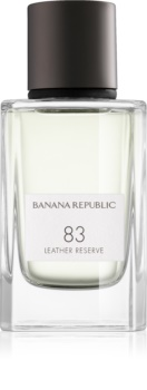 Banana Republic Icon Collection 83 Leather Reserve eau de parfum mixte 75 ml