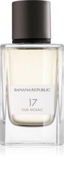 Banana Republic Icon Collection 17 Oud Mosaic eau de parfum mixte