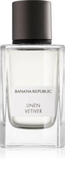 Banana Republic Icon Collection Linen Vetiver parfumska voda uniseks