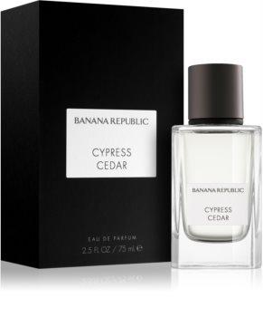 Banana Republic Icon Collection Cypress Cedar Eau de Parfum Unisex 75 ml