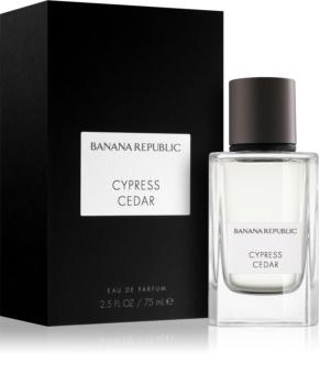 Banana Republic Icon Collection Cypress Cedar parfémovaná voda unisex 75 ml