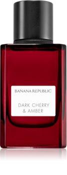 banana republic dark cherry & amber