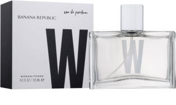 Banana Republic Banana Republic W eau de parfum pour femme 125 ml
