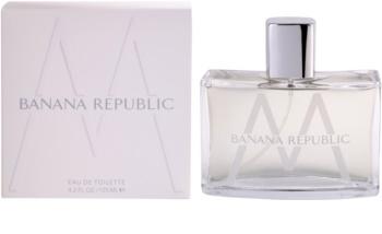Banana Republic Banana Republic M Eau de Toillete για άνδρες 125 μλ