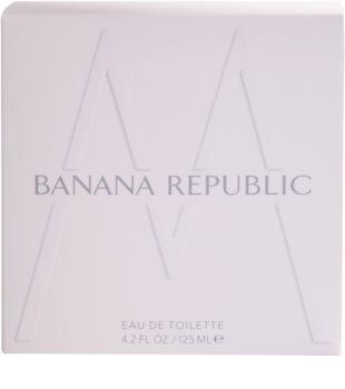 Banana Republic Banana Republic M Eau de Toilette für Herren 125 ml