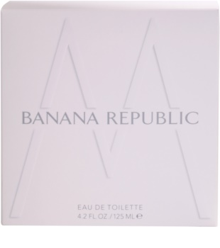 Banana Republic Banana Republic M eau de toilette pentru barbati 125 ml