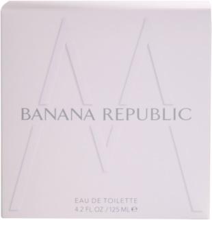 Banana Republic Banana Republic M toaletní voda pro muže 125 ml