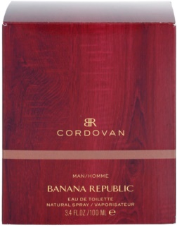 Banana Republic Cordovan toaletná voda pre mužov 100 ml