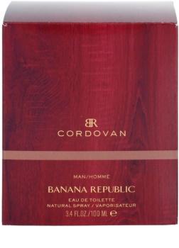 Banana Republic Cordovan toaletní voda pro muže 100 ml