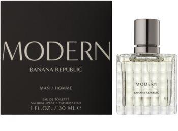 Banana Republic Modern Eau de Toilette für Herren 30 ml