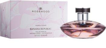 Banana Republic Rosewood eau de parfum per donna 100 ml
