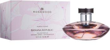 Banana Republic Rosewood eau de parfum pour femme 100 ml