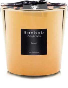Baobab Les Exclusives Aurum Scented Candle 6,5 cm